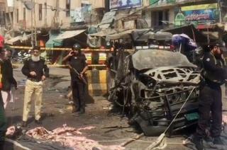 4 killed, 19 injured in blast near Sufi shrine Data Darbar in Lahore