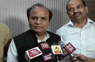 Congress' Meem Afzal rubbishes BJP's claim of winning 300 seats