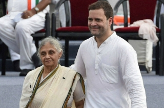 Rahul Gandhi answered all questions of youths: Sheila Dikshit