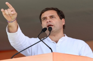 Rahul Gandhi in Purnea: Modi didn't fulfill promises, cheated Bihar