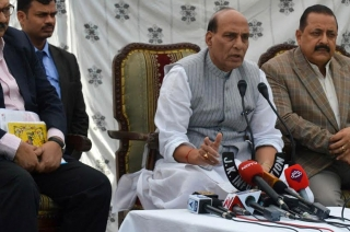 Govt will undertake all initiatives to revenge: Rajnath on Pulwama