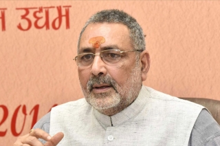 Why only my seat was given to ally: Giriraj Singh after LJP got Nawada