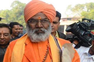 Modi tsunami will wipe out Opposition in LS polls: Sakshi Maharaj