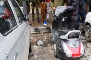 Question Hour: Explosion at Srinagar's Lal Chowk, several shops damaged