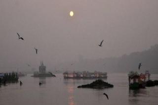 Rahasya: Every pebble on Narmada's riverbed takes the shape of a Shivalinga