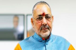 BJP leader Giriraj Singh 'hurt' on not getting ticket from Nawada
