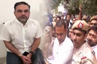 Ashish Pandey surrenders in Delhi court