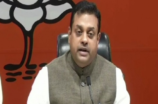 Rahul Gandhi's source of income questionable, says Sambit Patra