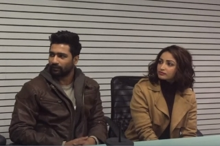 Uri: The Surgical Strike - Vicky Kaushal, Yami Gautam in an exclusive talk