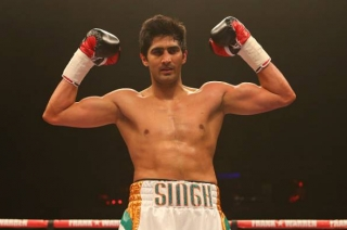 Exclusive:  I will be back in the ring soon, says Indian boxer Vijender Singh