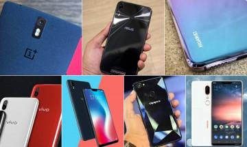 Oppo vs OnePlus vs Nokia vs Vivo: Best notch display smartphone in India