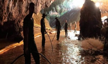 Thailand Cave Rescue: Four boys out, major challenges ahead