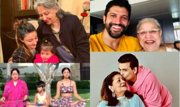 Happy Mother's Day 2019: A look at how our Bollywood celebs with their moms