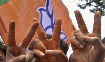 Modi wave 2.0 paints country saffron