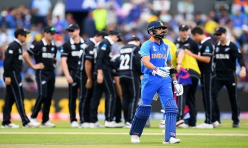 In Pics: ICC World Cup 2019 Semi-Final | New Zealand beat India by 18 runs