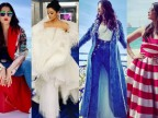 QUEEN Aishwarya Rai Bachchan slays it at Cannes and you can't take eyes off her!