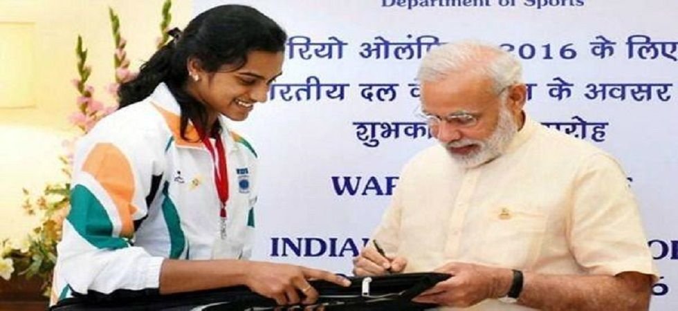 'PV Sindhu's success will inspire generations': PM Modi congratulates Indian shuttler