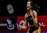 PV Sindhu clinches gold in World Badminton Championship, becomes first Indian to achieve feat