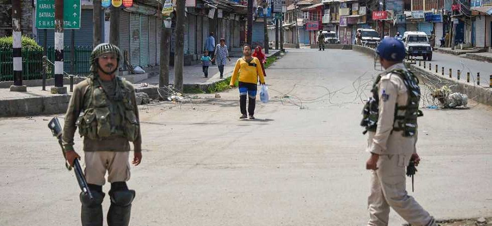 All middle-level schools across Kashmir Valley to re-open from Wednesday. (PTI)