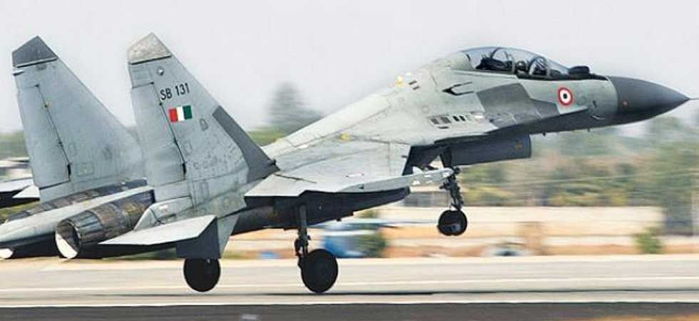 The Indian Air Force requires 42 squadrons to be effective during a two-front war with China and Pakistan. (File Photo)