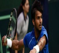 Sumit Nagal wins first set against Roger Federer in his Grand Slam debut