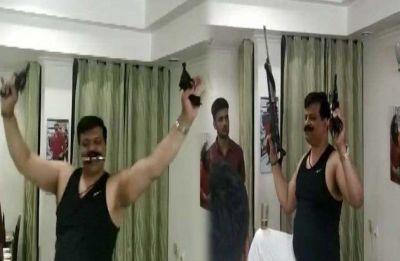 Uttarakhand BJP MLA Kunwar Pranav Singh Champion expelled for 6 years